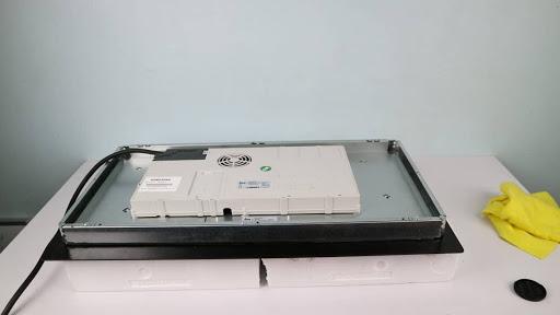 Bộ khung tôn mạ kẽm bền vững của Teka IZ 7210